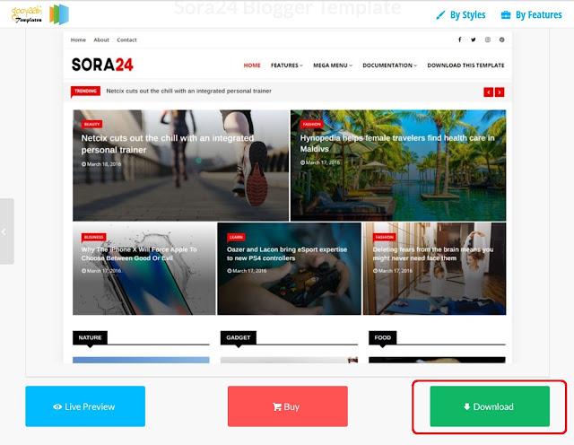 gooyaabi Templatesの無料テンプレートをダウンロード