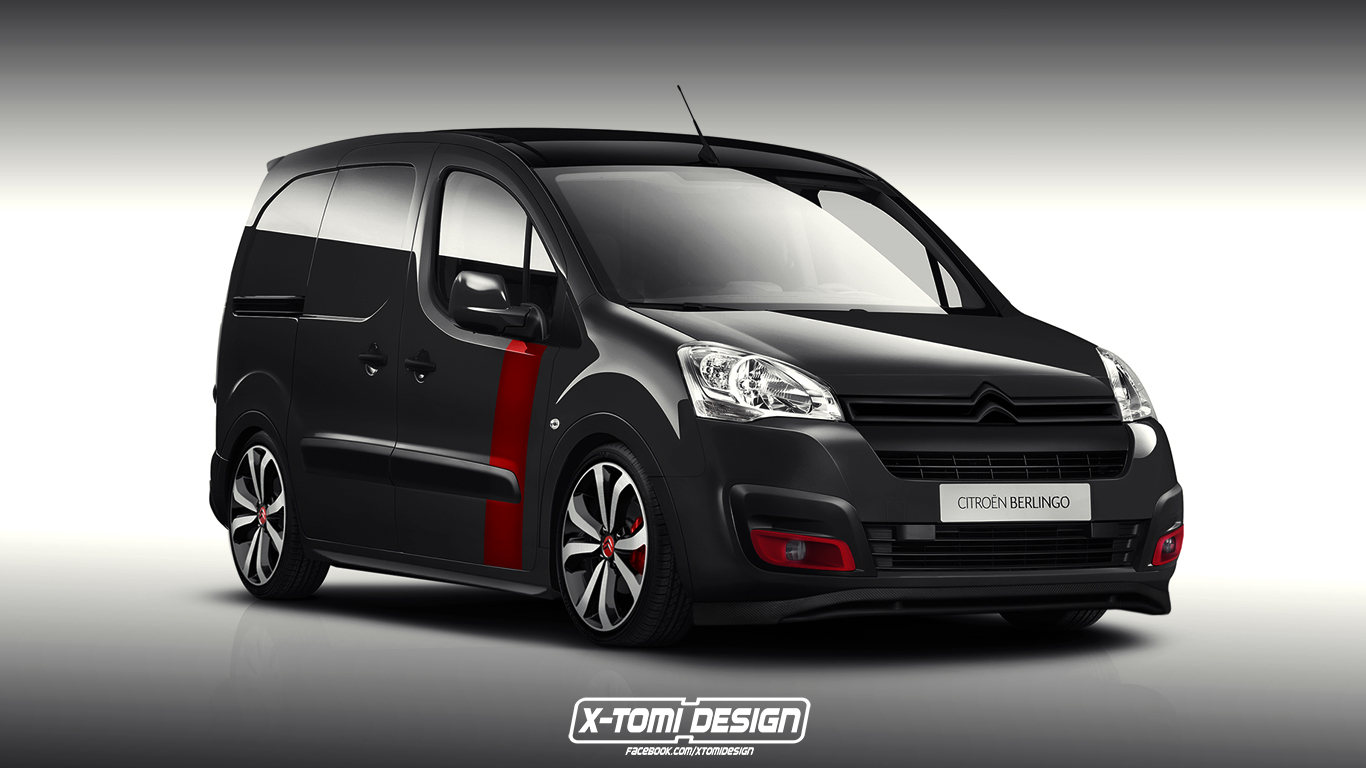 x tomi design top15 sport van. Black Bedroom Furniture Sets. Home Design Ideas