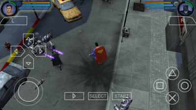 Download Game Justice League Heroes PPSSPP CSO Full Version Free Download Mod Texture