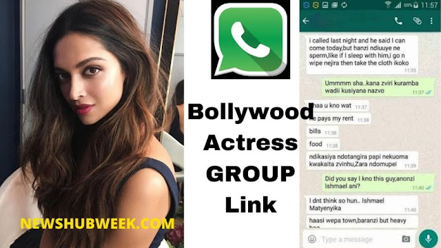 Join 15+ Bollywood Actress Whatsapp Group links Latest Update