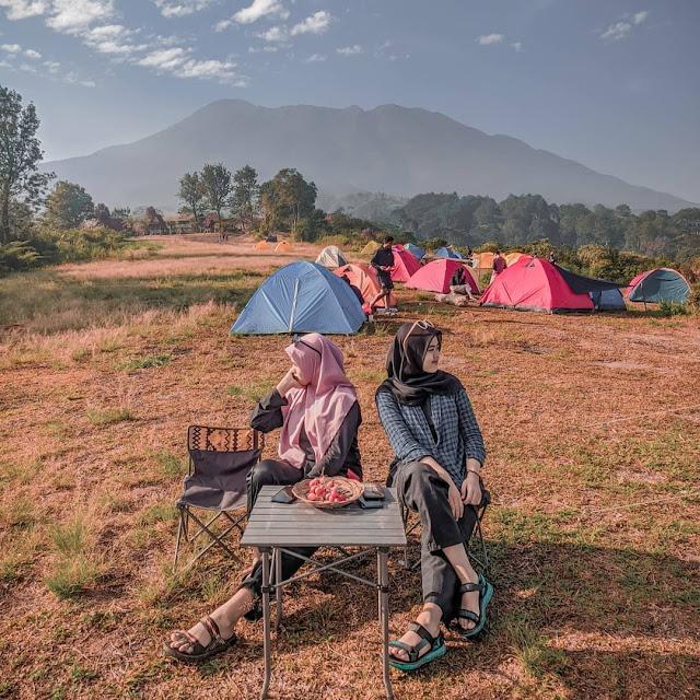 Harga Camping Gayatri Cisarua