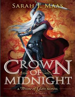 Crown of Midnight by Sarah J Maas
