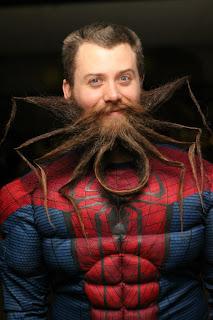 Imagen divertida de Spider Man