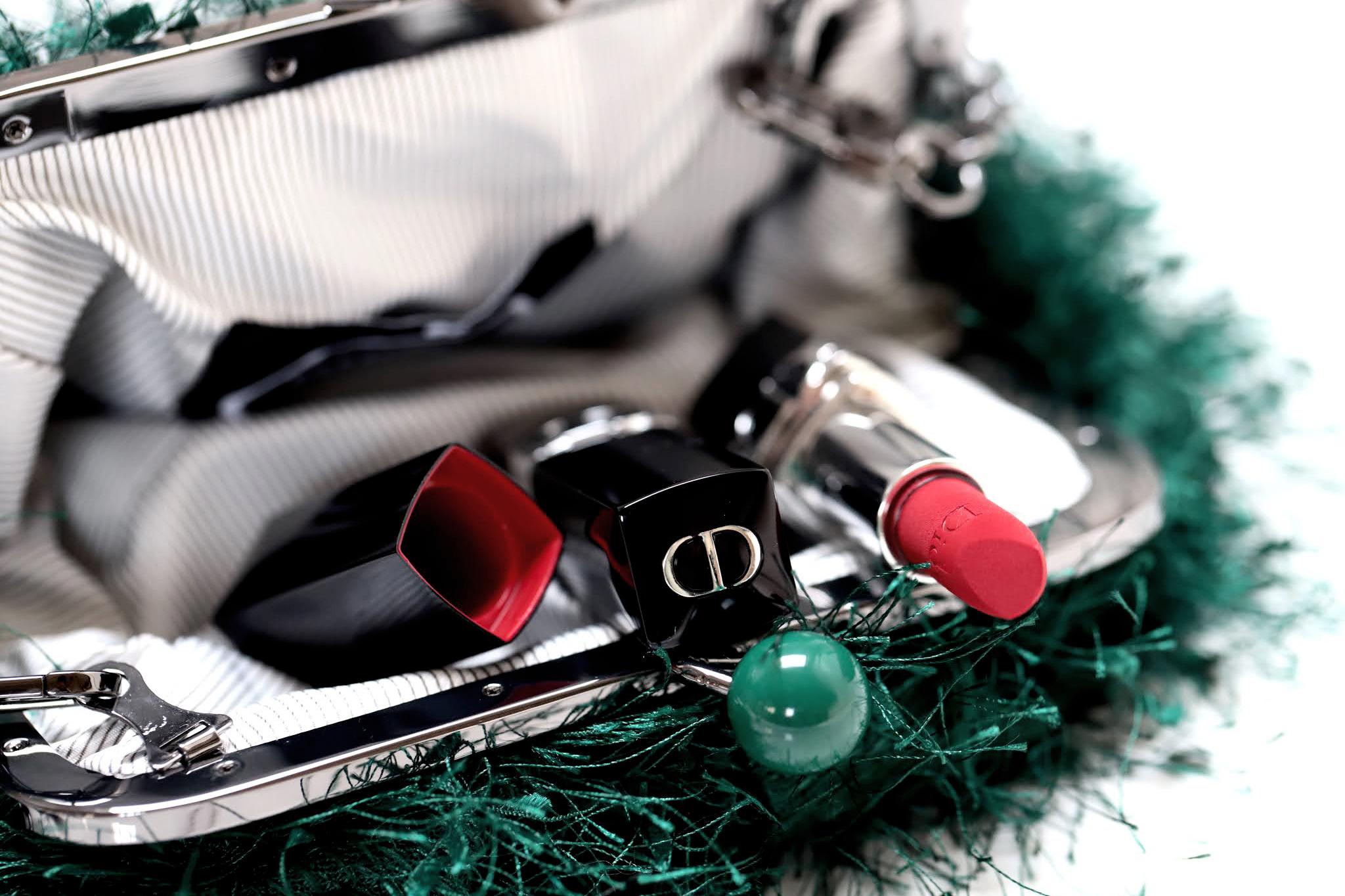Rouge Dior Velvet rouge à lèvres mat