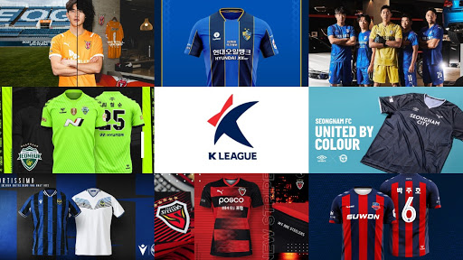 K League 1 2021 Kits
