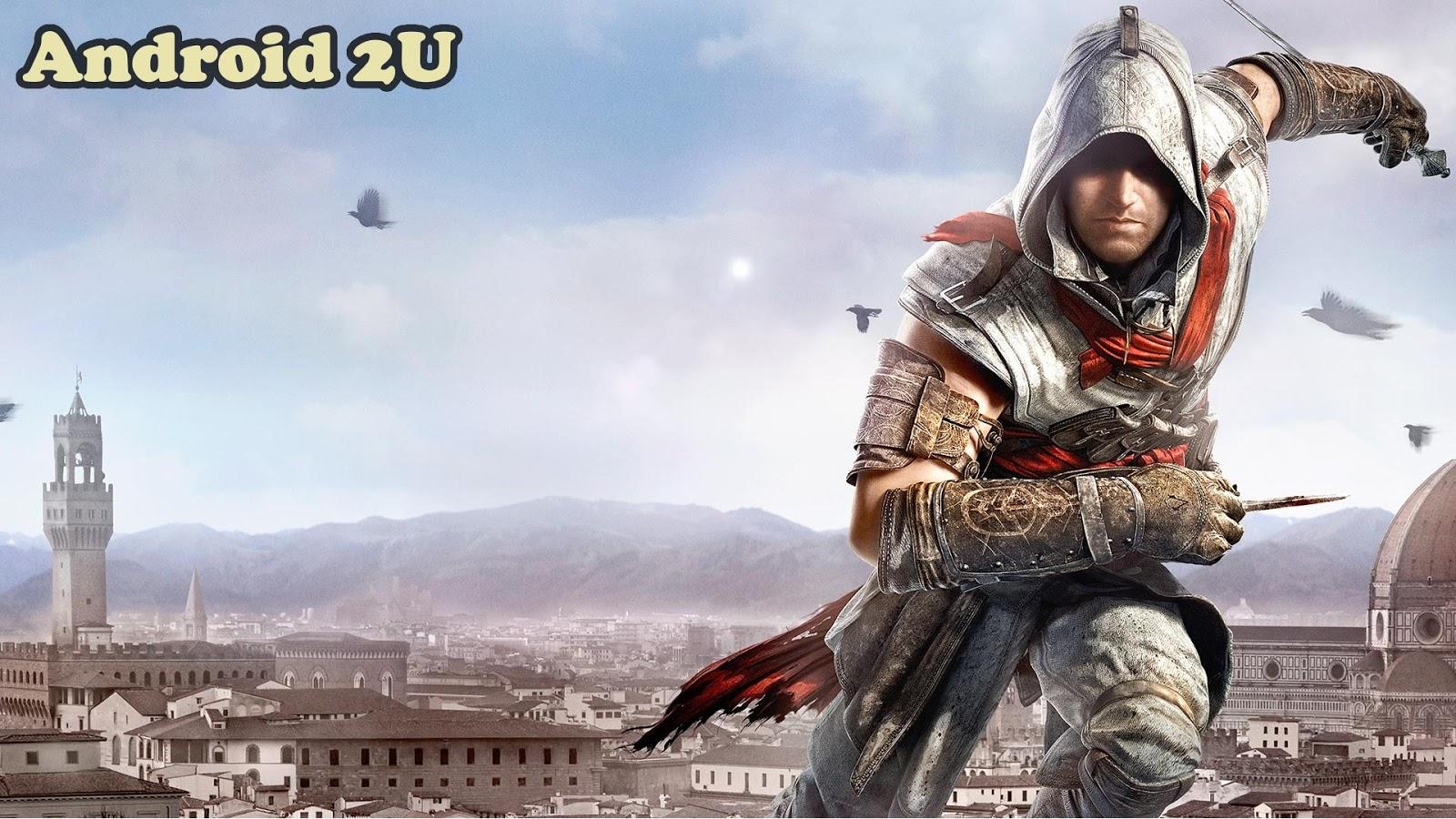 تحميل لعبة assassin creed 4 للاندرويد