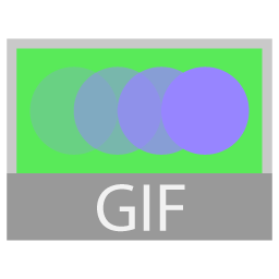 Preview of GIF Image type icon