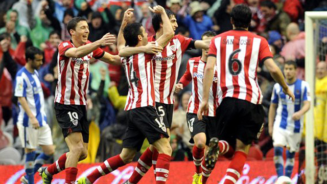 [Video] Cuplikan Gol Athletic Bilbao 3-2 Real Sociedad (Liga Spanyol)