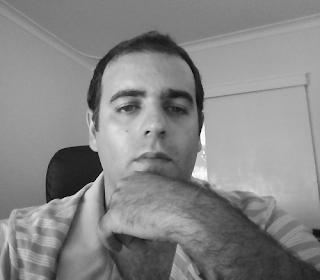 Cory Pollard black and white