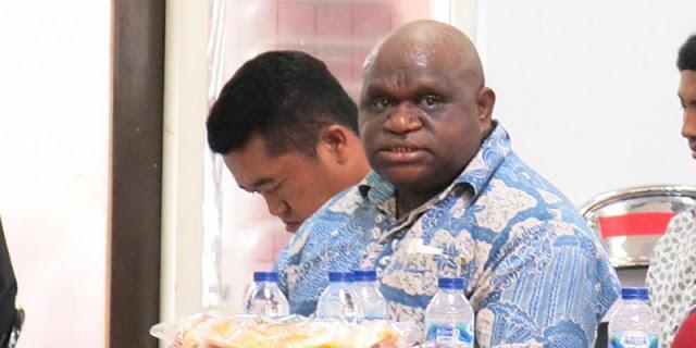 Natalius Pigai: Ketua MPR Tidak Mengerti Soal Papua