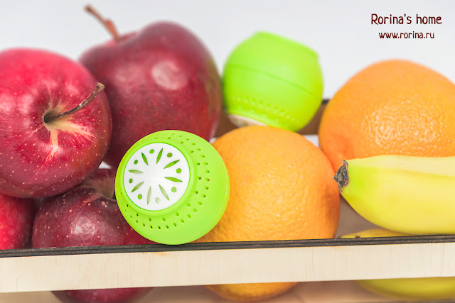 Шарики для устранения запаха в холодильнике (Арт. 11160): отзывы