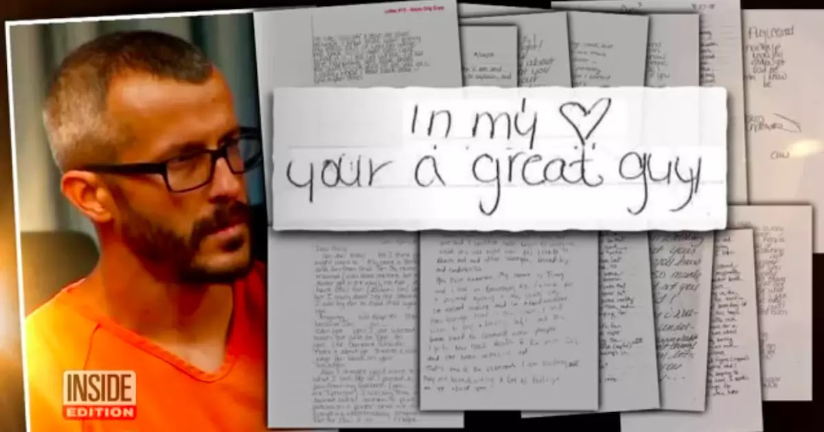 Chris Watts Who Murdered His Pregnant Wife And Two Daughters Receives Huge Number Of Love Letters In Prison From Women Across The US