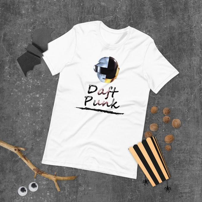 Daft Punk, unisex T-shirt