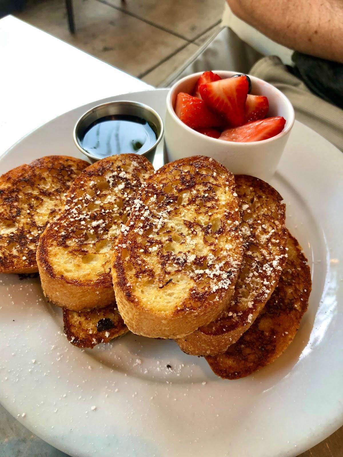 Zinc Cafe downtown LA review