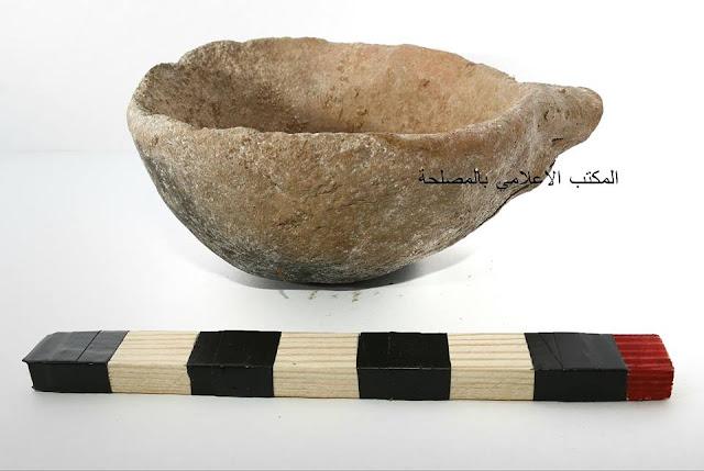 Ancient graves found in northeast Libya