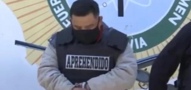 """Santa Cruz: Cae el """"Gordillo"""" ciudadano peruano implicado en varios robos a vehiculos"""