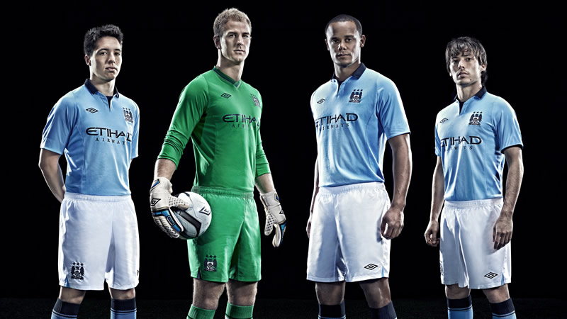 Looking Forward to Puma  Here Are All 18 Nike Manchester City Kits ... a07111a3f