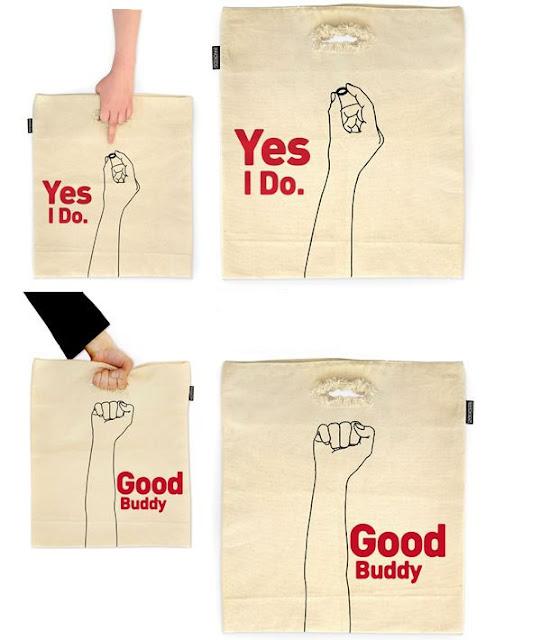 Desain Paper Bag/ Tas Belanja idea