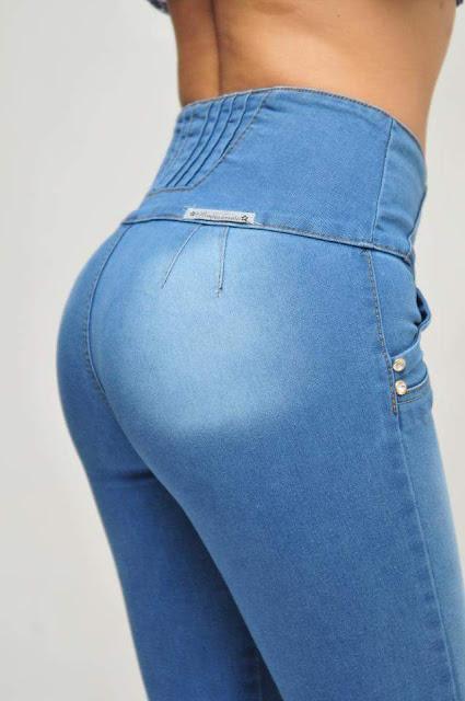 Pantalón de Moda Pretina Ancha 2021