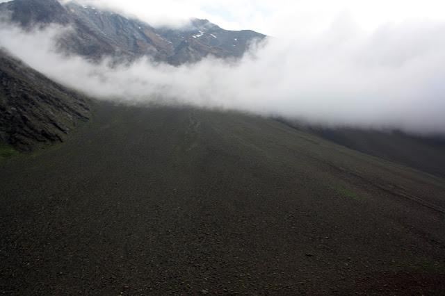Cloud, road, Manali, Leh, Ladakh, Route