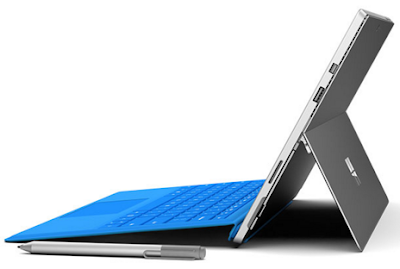 Microsoft Surface Pro 4: Versatility And Power Of A Laptop And Tablet