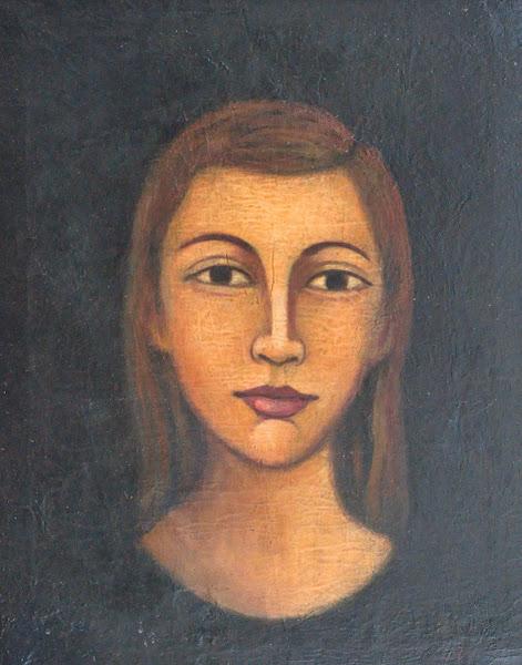 Retrato sin titulo, 1932