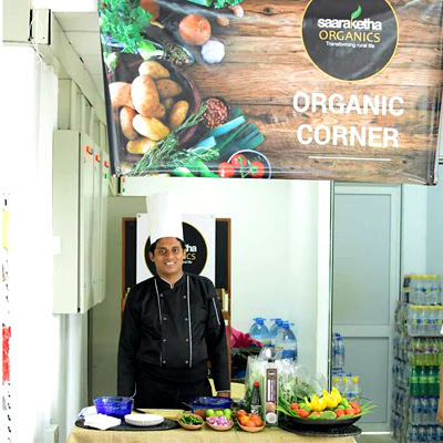 Organic Food- Saaraketha