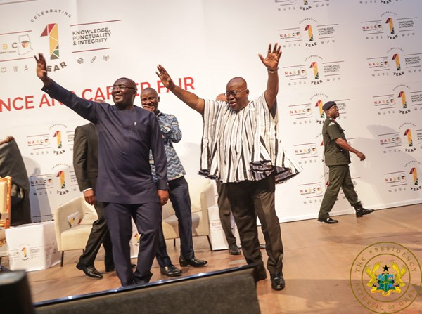 """Employ NABCO Trainees First"" – President Akufo-Addo To Module Implementation Partners"