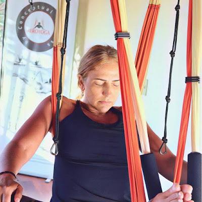 seminario yoga aéreo