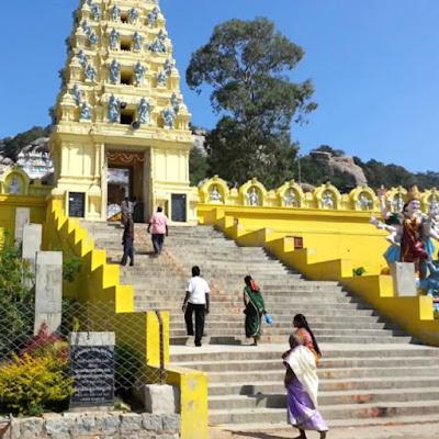 Boyakonda gangamma temple