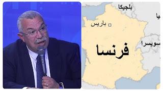 نور الدين البحيري فرنسا بلد صديق من قديم زمان ومن أهم شركاء و حامية للانتقال الديمقراطي في تونس