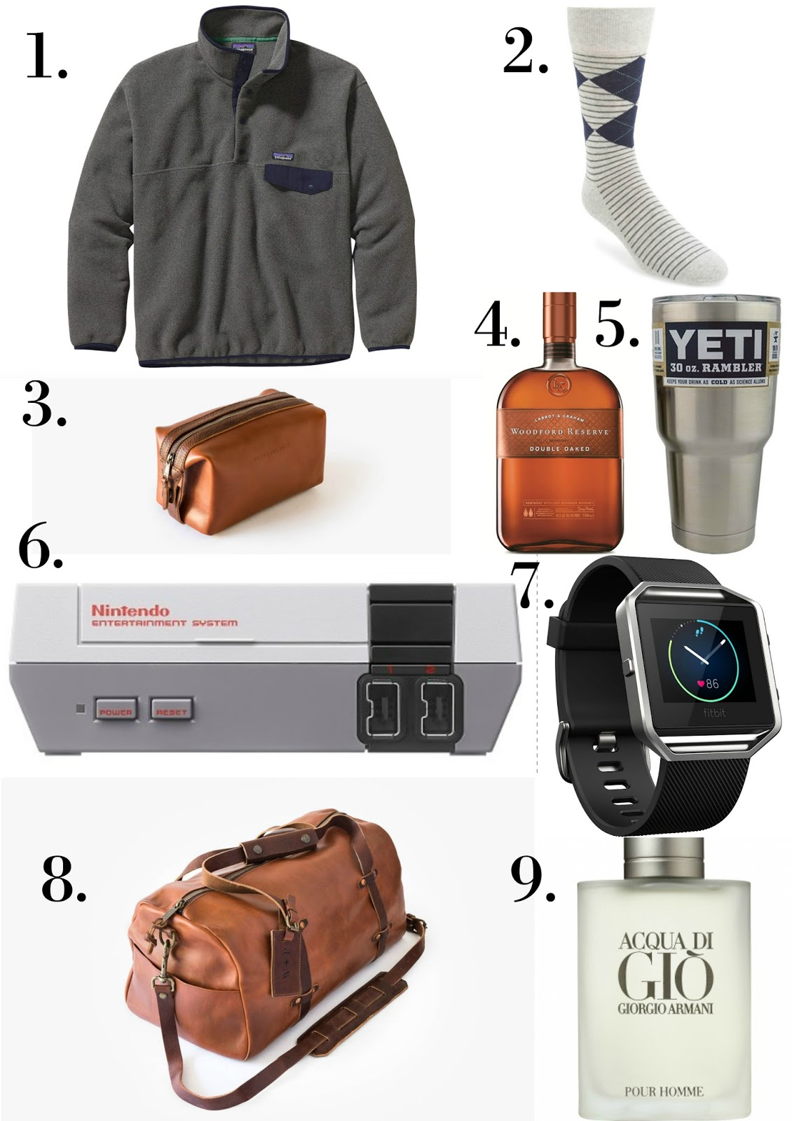 gift ideas for men