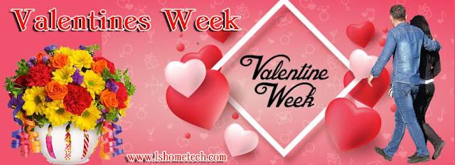 Valentines day , lover week
