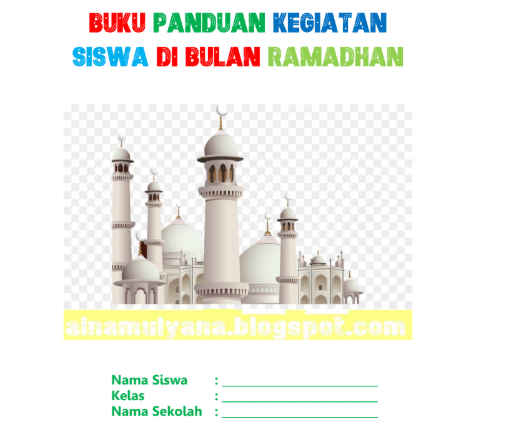 Buku Panduan Ramadhan Versi Ainamulyana