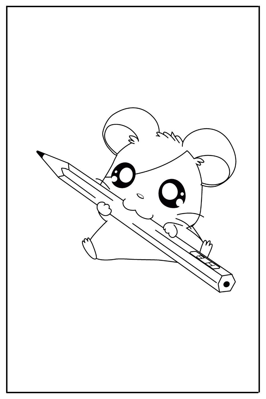 Download Wallpaper Coloriages d'animaux pour les adolescents