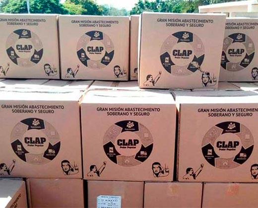 Venezuela enviará 100.000 CLAP a Perú como ayuda humanitaria a pesar de la crisis económica