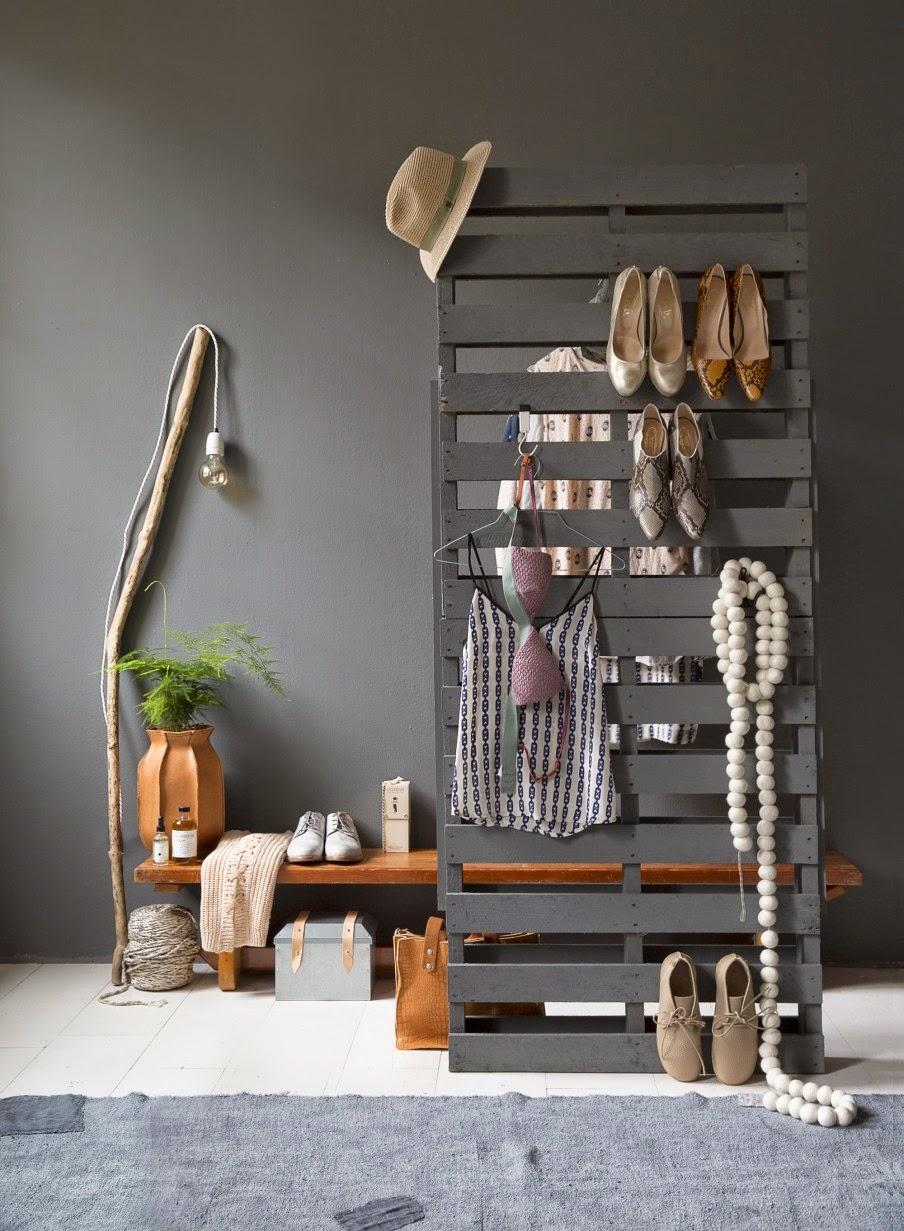 4 jolis diy en bois de palette. Black Bedroom Furniture Sets. Home Design Ideas