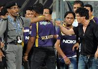 Perkelahian Shahrukh Khan di Wankhede