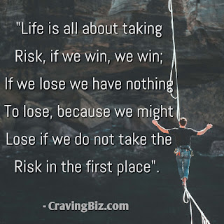 Fear motivational Quote