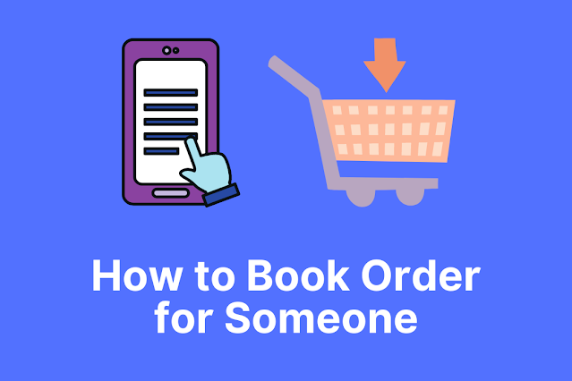 How to order a book for a friend on Amazon India