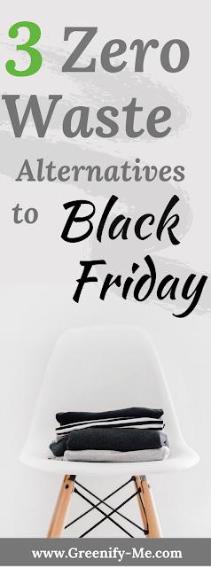Zero Waste Black Friday