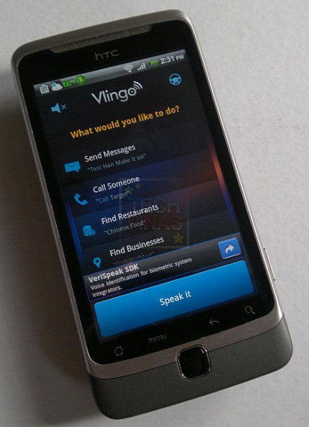 Siri for Android is Vlingo : Voice-Powered Virtual Assistant