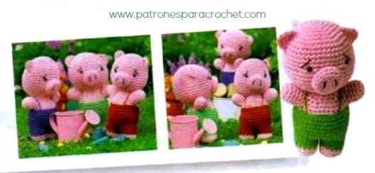 como-tejer-peppa-pig-crochet