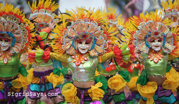 MassKara Festival schedule - Masskara Festival permanent schedule - Bacolod blogger - Bacolod City - things to do in Bacolod - Bacolod City ordinance