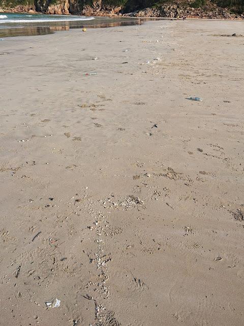 赤徑 鹹田灣