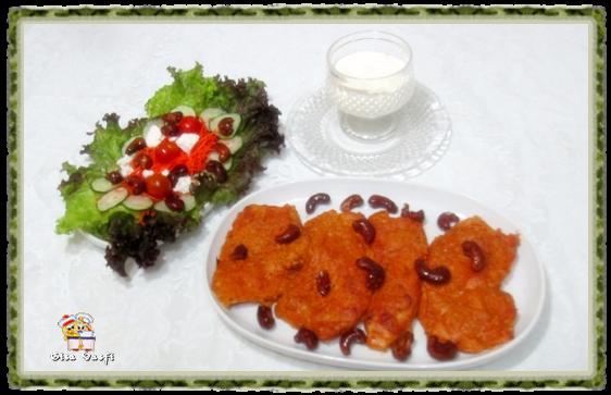 Peito de peru com iogurte e especiarias 1