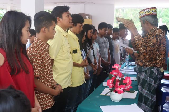 Ridwan Love Dilantik Sebagai Ketua DPK Peradah Indonesia Tana Toraja