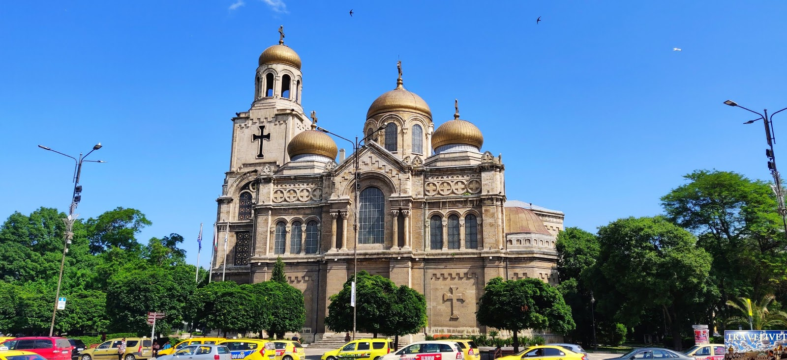 Bulgarie Varna Cathédrale