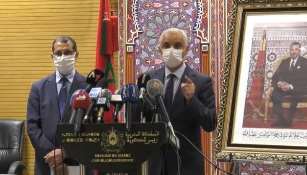 """وزير الصحة خالد آيت الطالب يخرج عن صمته بشأن عبارة """"هديك المدينة اللي فالشمال"""""""