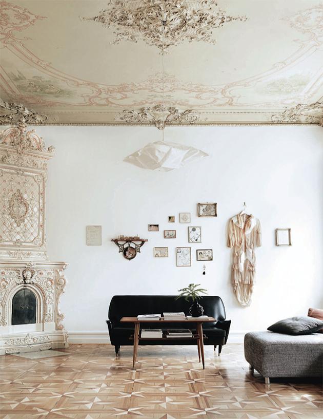 un apartamento del siglo XVIII-12369-decoandchic